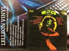 Spirit of rock álbum de compilación LP vinyl record MFP50046 A1/B1 rock años 70