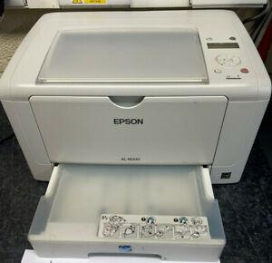 Epson WorkForce AL-M200 DN A4 Mono Laser Printer Small business & Home office