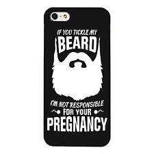 Beard Bearded Man funny phone case fits iPhone plastic case
