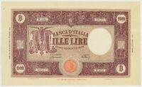(M) 503561 Italy 1000 Lire January 18th 1947, P.72c_F+/VF