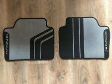 BMW M Performance Fußmatten Satz hinten 3er F30 F31 M3 F80 4er F36, 51472409932