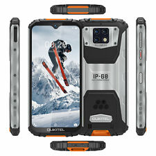 6.3'' OUKITEL WP6 10000mAh IP69K Waterproof 4G Smartphone Rugged 4GB+128GB 16MP