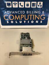 LSI MegaRAID SAS 9280-8e PCIe x8 SAS/SATA 6 GB/s RAID Controller L3-25152-56D