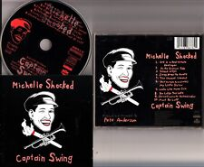 W. GERMANY MICHELLE SHOCKED : Captain Swing CD -1989 (Cooking Vinyl)