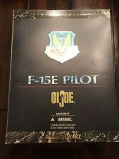 GI Joe F-15E Pilot FAO Schwarz