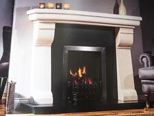 Fire Hearth - Natural Stone - Granite Fire Hearth - Custom Size Bespoke Cut
