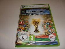 Xbox 360 Fifa Football Coupe du monde 2010 Afrique du sud