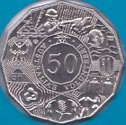 2003 Fifty Cent Coin - Uncirculated - Taken from Mint Set