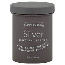 CONNOISSEURS SILVER JEWELRY CLEANER  7OZ Jewery Tarnish Remover