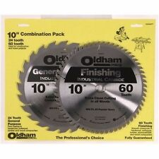 "OLDHAM 10"" Table Saw Combo Pack  #1002460TP (X00040)"