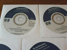 NEW Microsoft Windows XP SP1 Home Operating System CD HP Compaq software