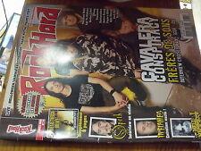 µ? Revue Rock Hard n°74 Opeth In Flames Cavalera Conspiracy To Mera Testament