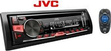 JVC KD-R482 CD/USB/AUX/MP3 Car Media Player