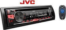 JVC KD-R471 CD/USB/AUX/MP3 Car Media Player