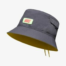 Nike Sportswear GCE Bucket Hat W/ Small Patch Pocket Adult Unisex M/L CI7013 082