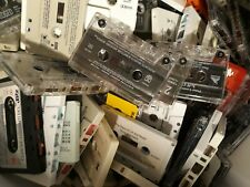 40 Cassette Tapes Used Arts & Crafts Projects Party Decor Grab Bag Random Mix