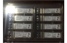 IBM 45W1218 SFP+ 8Gbps 10Km LW 8-Pack lot of 8 units Fiber Channel.