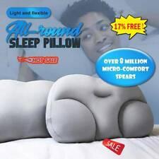 Memory Sleep Pillow 3D All-round Clouds Pillow Memory Foam Soft Neck Pillow.