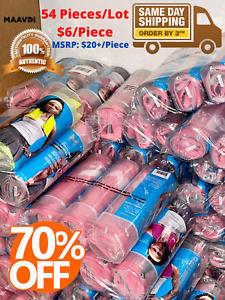 54 Mission Enduracool Microfiber Cooling Towel Neck Face Mask Hat Pro Pink LOT