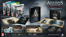 Assassin's Creed IV 4 Black Flag Skull Limited Edition PC NEW AND SEALED