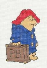 Paddington Bear Ornament by Silver Needle handpainted HP Needlepoint Canvas