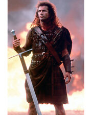 Gibson, Mel [Braveheart] (3886) 8x10 Photo