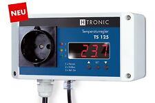 Temperaturregler TS 125  Temperaturschalter Thermoschalter Thermostat Regler