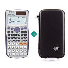 Casio fx 991 es plus calculadora + funda protectora cubierta protectora