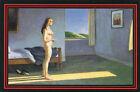 Carte Pub Théatre de l'Idéal TOURCOING Pièce la Métaphore Illustré femme nue