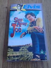 ELVIS PRESLEY FILM - STAY AWAY JOE RARE VHS EXCELLENT