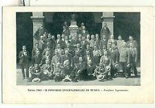 TORINO 1902 - II CONCORSO INT.LE DI MUSICA Fanfare Lyonnaise