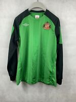 Retro Sunderland Football Shirt Large Boys.