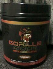Gorilla Mode Pre Workout - Mango Peach -40 Servings/ Free Shipping