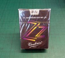 More details for vandoren zz alto saxophone reeds