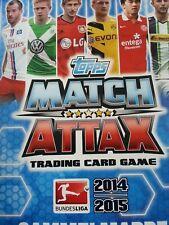 Topps Match Attax 18//19 L20 Limitierte Karten Bundesliga Logo