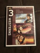 Lawman/The Kentuckian/Unforgiven (Dvd, 2010, 2-Disc Set)