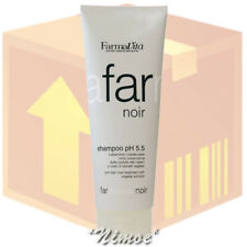 Noir Shampoo box 12 pcs x 250ml Farmavita ® hair loss treatment vegetal extracts