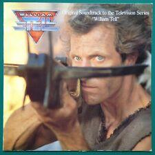 Stanislas Syrewicz WILLIAM TELL TV Soundtrack LP Crossbow Sarah Michelle Gellar