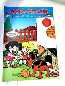 People Menial 344 Comic Abc Zipi And Zape , Mortadelo Filemon, Tintin, Spiderman