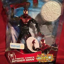 "Walmart Exclusive 6"" ULTIMATE COMICS MILES MORALES SPIDER-MAN Marvel Legends"