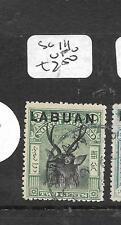LABUAN (P2603B)  2C DEER SG 111   VFU