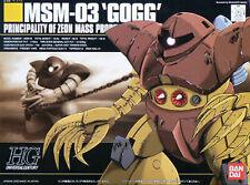 Bandai Hobby HGUC Mobile Suit Gundam MSM-03 Gogg HG 1/144 Model Kit USA Seller