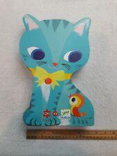 New, 16�x12� Djeco Pachat & His Friends 24 Piece Puzzle, Model Dj07207