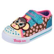 Chaussures multicolore en synthétique Skechers pour fille de 2 à 16 ans