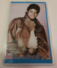 Michael Jackson Thriller Mini Address/Telephone Book