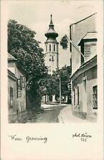 Ansichtskarte Wien Grinzing phot. Ruwa 125  (Nr.907)
