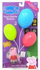 Peppa Pig Series 1 Surprise Balloons Mystery 3-Pack