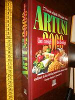 GG LIBRO: ARTUSI 2000 libro di cucina con 775 ricette originali di Pellegrino