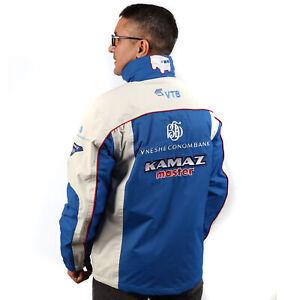 Kamaz Master Demi-Season Men's Padded Jacket Official Merchandise