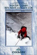 Winter Climbs Ben Nevis And Glen Coe (winter Ski Mountaineering): By Alan Kim...